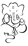 free-clipart-ganesh1 small