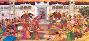 Legends of Radha-Krishna