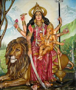 Navratri Begins Day Dates