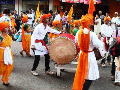 Shimgo Festival In Goa